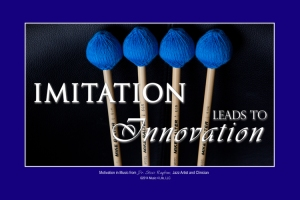 Imitation Leads to Innovation