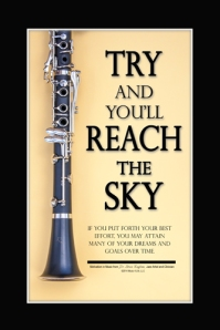 Try, and you'll Reach the Sky